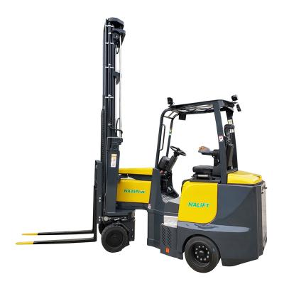 2500kg 6m articulated forklift trucks