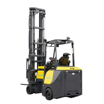 1500kg 5.2m articulated forklift trucks