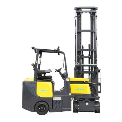 1500kg nalift articulated forklift trucks