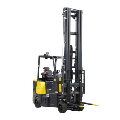 2000kg 10m articulated forklift trucks