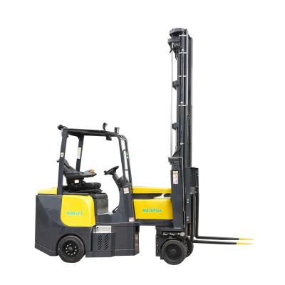 1500kg 6.65m articulated forklift trucks